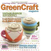 GreenCraft Magazine Autumn 2011