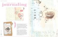 Art Journaling Winter 2009