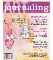Art Journaling Winter 2011