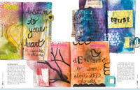 Art Journaling Summer 2011