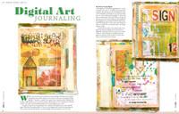 Art Journaling Summer 2011