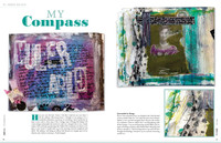 Art Journaling Winter 2012