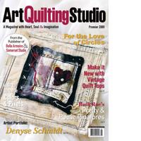 Art Quilting Studio Summer 2009