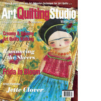 Art Quilting Studio Winter 2010