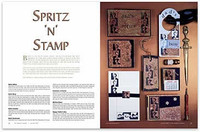 The Stampers' Sampler Apr/May 2003