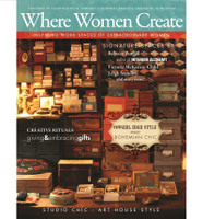 Where Women Create Spring 2009
