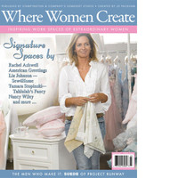 Where Women Create Autumn 2012