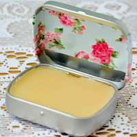 DIY Lip Balm Project