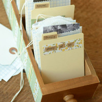 Mini Photo Drawer Project