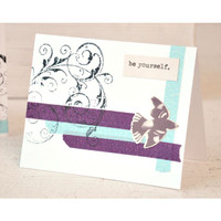 Crafter's Tape Cards Project