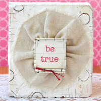 Beloved - Valentine's Day Boxes Project by Kristen Robinson