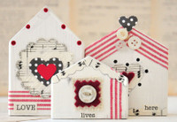 Love Lives Here Project by Kristen Robinson