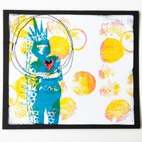 Mini Art Boards Project by Dina Wakley