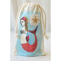 Sea Shells Sack Project