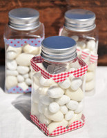 Mini Treat Jars Project by Christen Olivarez