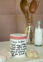 Recipe Tins Project and Christen Olivarez