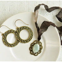 Quick and Easy Earrings and Necklace Project
