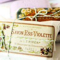 Sweet and Simple Soap Favors Project