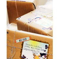 Mail Art Inspiration Project