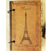 Parisian Notebooks Project