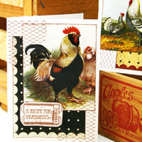 Recipe Greeting Cards  Project