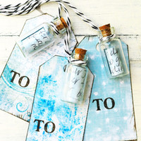 Message in a Bottle Tags Project