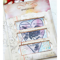 Artistic Slide Mailers Project by Audrey Hernandez