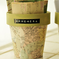 Ephemera Pots Project