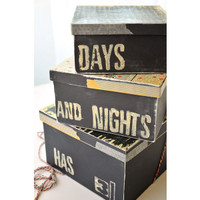 Days and Nights has 31 Project