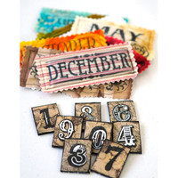 Magnetic Calendar and Photo Holder Project by Audrey Hernandez
