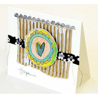 Hope {Card} Project by Roben-Marie Smith