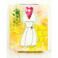 I Love My Dress Mini Book Project by Roben-Marie Smith