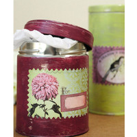 Christmas Canisters Project