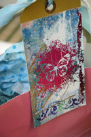 Foiled Gift Tags Project By Christine Adolph