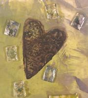 Faux Glass Embellishments Project by Diane Michioka