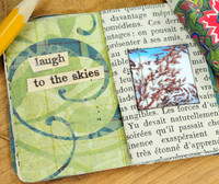 Inchies and Inspiration Book Project