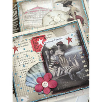 Summer Journal Collection Project by Audrey Hernandez