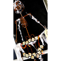Trick or Treat and Bling its Halloween Project by Kristen Robinson