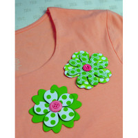 Bloomin' Brooches by Christen Olivarez