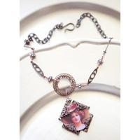 Vintaj Maiden Necklace Project by Johanna Love