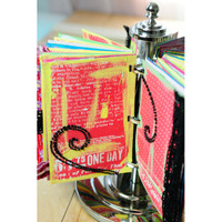 Art Journal Carousel Project