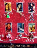 Divine Advent Calendar Project by Belinda Schneider