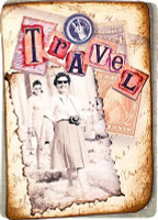Travel Book Project by Debbie Metti