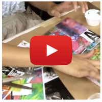 Collage Unleashed Video By Traci Bautista