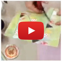 Marble Butterfly Ornament Video