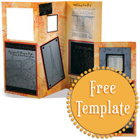 Tri—fold Template