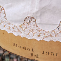 French Flea Market Undergarment Dress — B