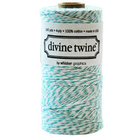 Divine Twine Baker's Twine — Teal
