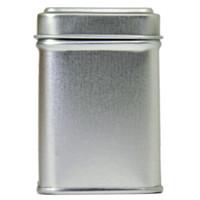 Tea Tins Square Small — Set of 3