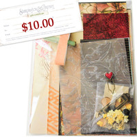 Two Subscriptions Deal (Includes Free Ephemera Goodie Bag and $10 Gift Certificate)